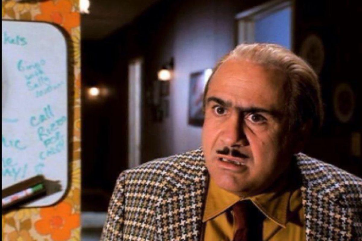 Le dio vida a Harry Wormwood, padre de Matilda Foto:IMDB. Imagen Por: