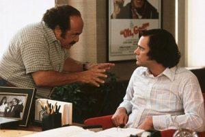 "Interpretó a ""George Shapiro"" Foto:IMDB. Imagen Por:"