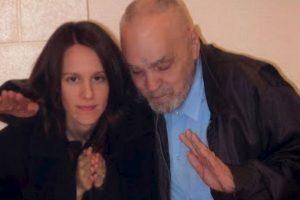 Afton Elaine Burton conoció a Manson cuando tenía 17 años Foto:MansonDirect.com. Imagen Por:
