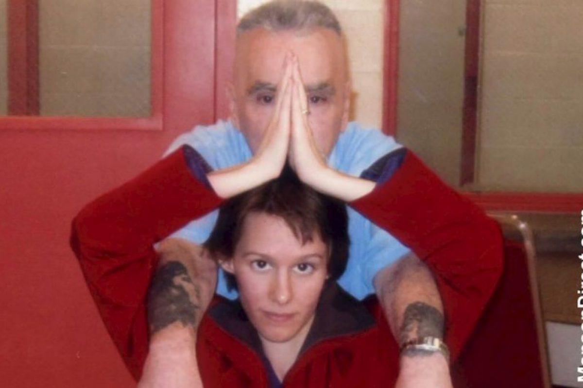 Algunas personas la han comparado con Susan Atkins Foto:MansonDirect.com. Imagen Por:
