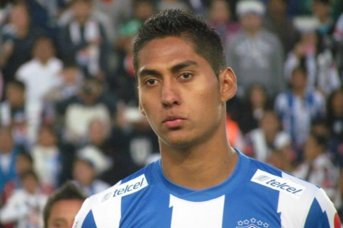 Hugo Rodríguez (Pachuca) Foto:Twitter. Imagen Por: