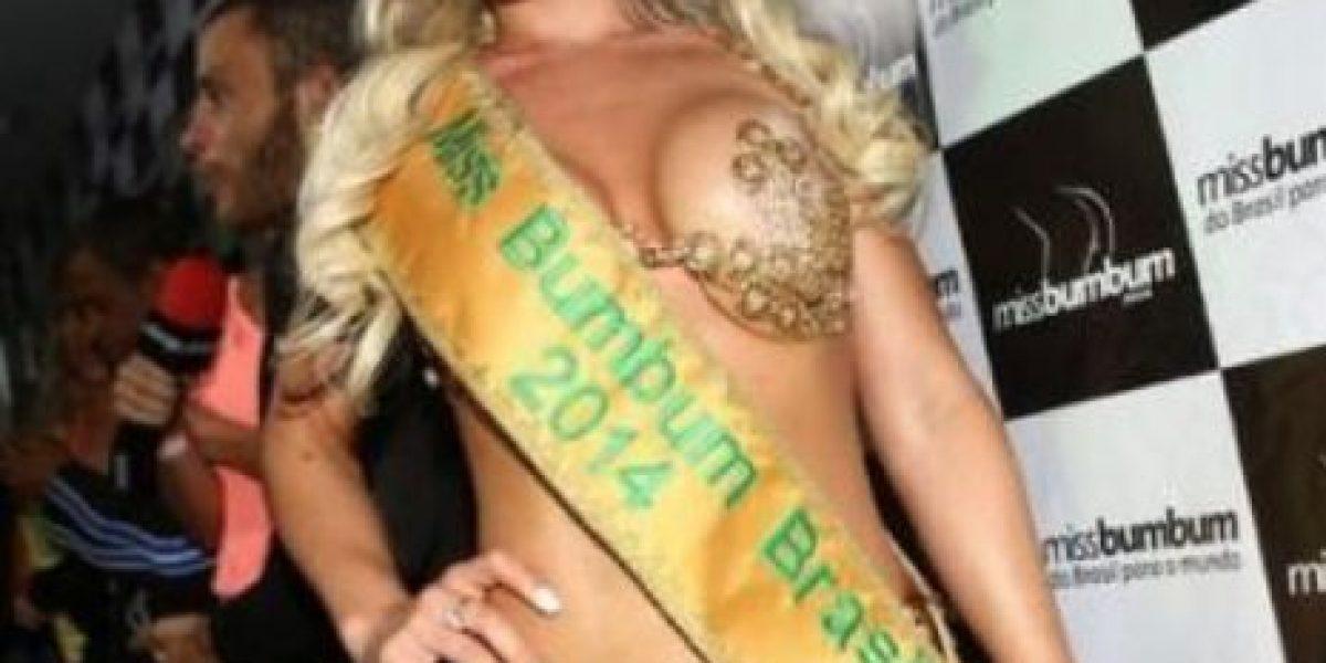 Miss Bum Bum: Lo mejor del Instagram de Indianara Carvalho, ganadora 2014