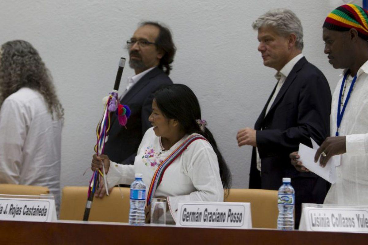 Un duro revés para el proceso de paz. Foto:AP. Imagen Por: