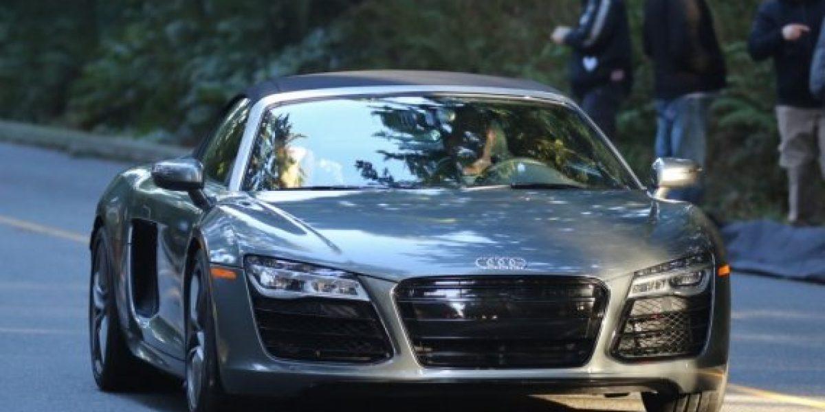 El auto de 525 caballos de Christian Grey