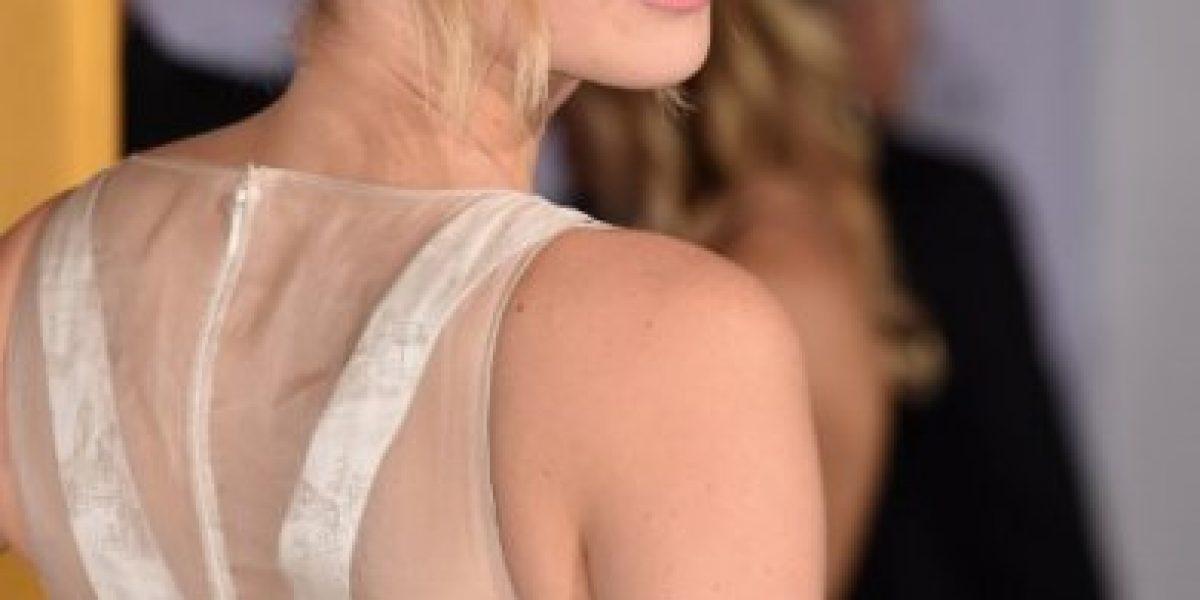 Natalie Dormer y Jennifer Lawrence se lucen en premiere de