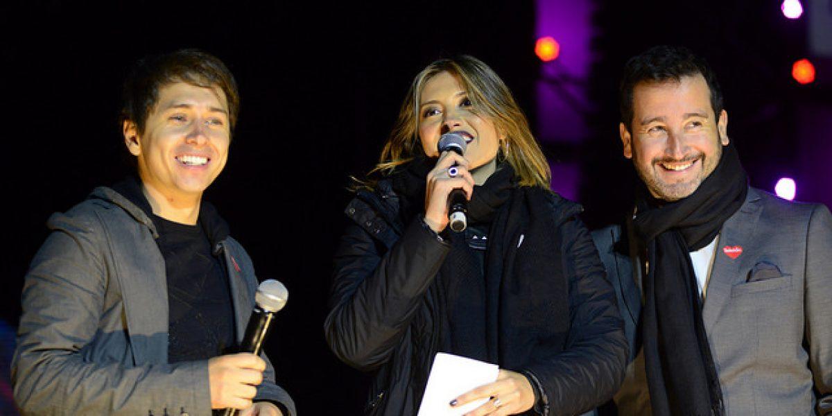 Gira Teletón reunió a más de 200 mil personas en todo Chile