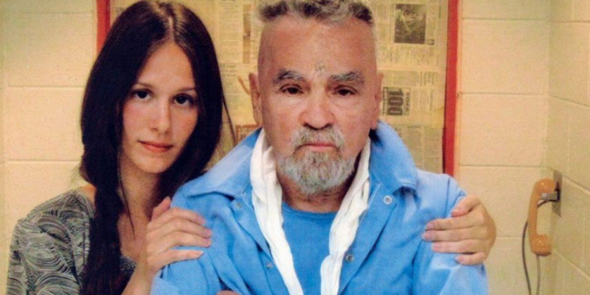 Con 80 años de edad, el criminal Charles Manson se casará con una joven de 26
