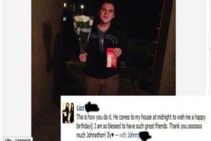"""El chico del """"Friendzone"""" se volvió famoso gracias a una publicación en Facebook Foto:Cheezburger. Imagen Por:"""