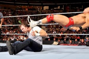 Es uno de los luchadores mexicanos más famosos Foto:WWE. Imagen Por: