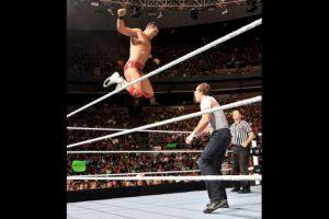 Ha peleado como Dos Caras Jr., el Hijo de Dos Caras y El Dorado Foto:WWE. Imagen Por:
