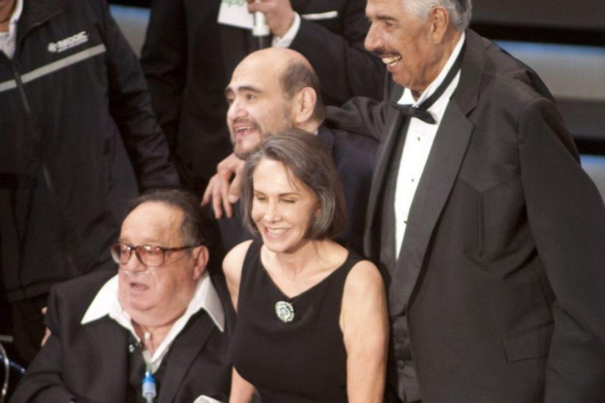 El guion surgió de un sketch escrito por Gómez Bolaños Foto:Cuartoscuro. Imagen Por: