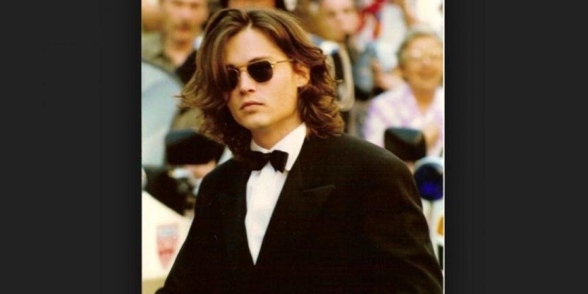 FOTOS: Johnny Depp, de símbolo sexual a actor decadente