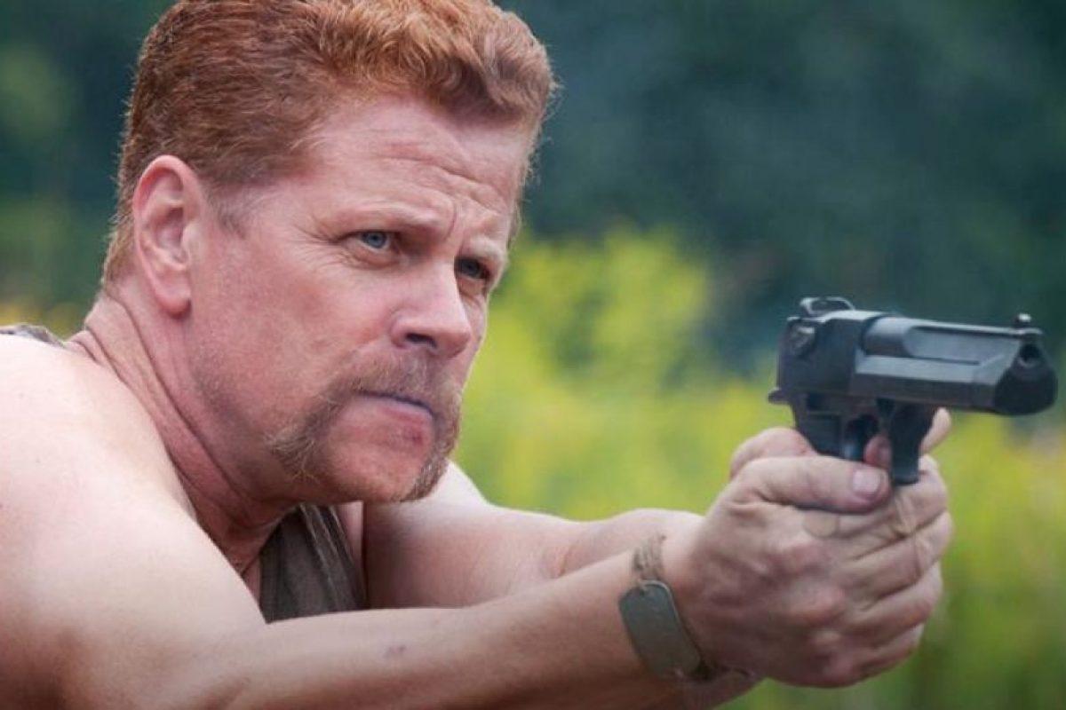 Abraham Foto:HBO. Imagen Por: