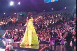 Sus vestidos fueron comparados con pasteles y fueron ridiculizados Foto:Tendencias El Heraldo/Colombia. Imagen Por: