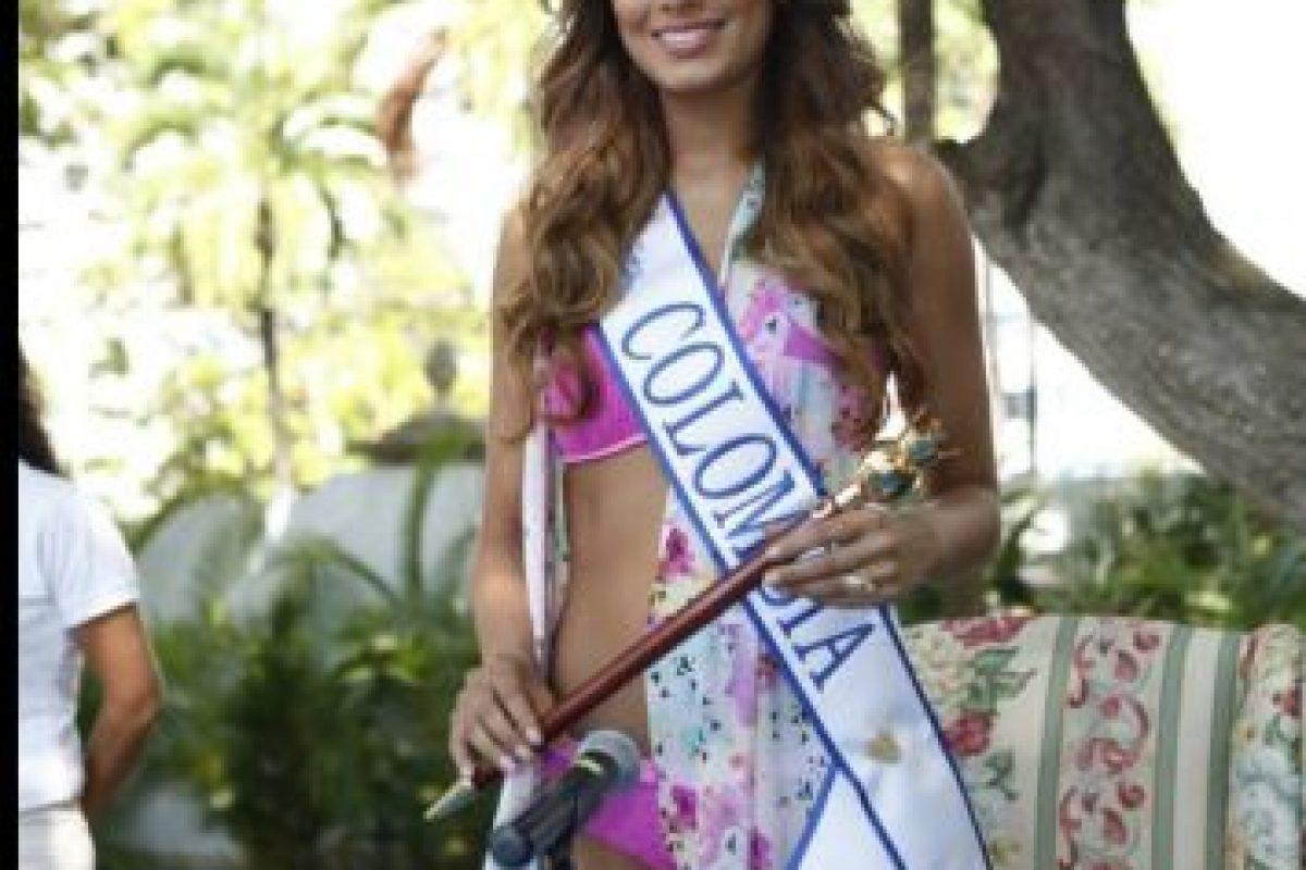 La ganadora dicen que es igual a Sofía Vergara. Foto:Facebook/Concurso Nacional de la Belleza. Imagen Por: