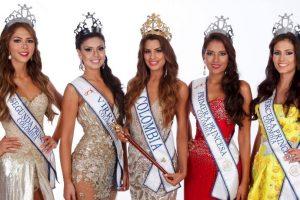 """Las comparaban con las bellezas """"iguales"""" de las otras candidatas. Foto:Twitter. Imagen Por:"""
