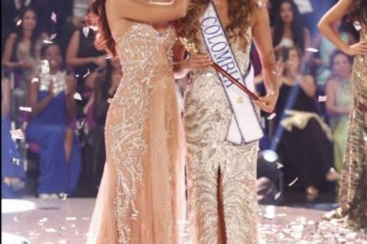 """Que era lo único """"rescatable"""". Foto:Facebook/Concurso Nacional de la Belleza. Imagen Por:"""