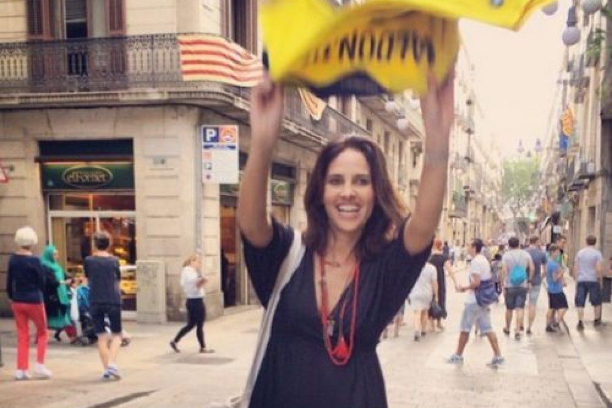 Es querida por los colombianos. Foto:Facebook/Paola Turbay. Imagen Por: