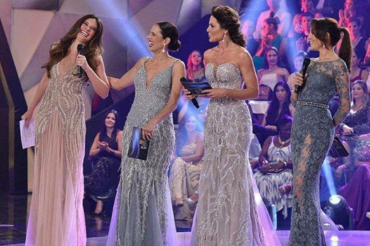 Y cada una es un referente de belleza en Colombia Foto:Twitter. Imagen Por: