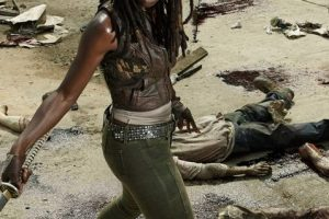 Michonne Foto:AMC. Imagen Por: