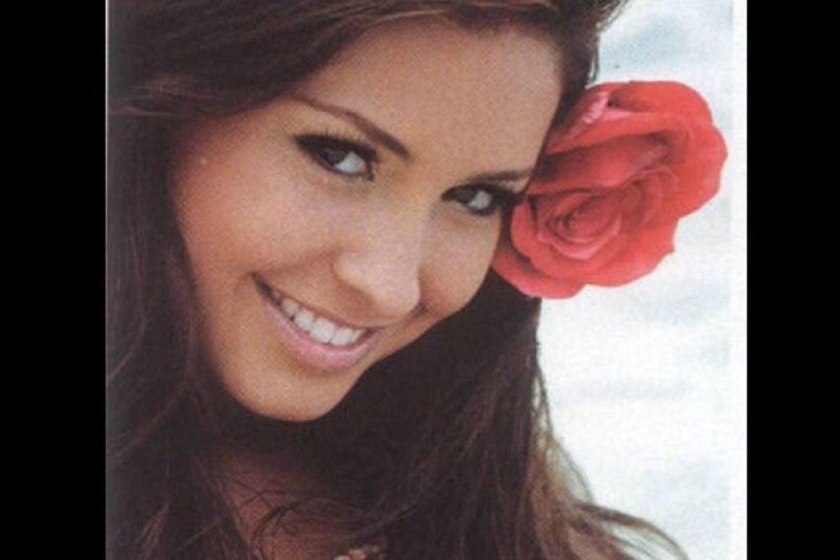 Es actriz y filántropa. Foto:Twitter/Taliana Vargas. Imagen Por:
