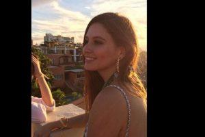 También está activa en el mundo de la moda en Colombia Foto:Twitter/Taliana Vargas. Imagen Por: