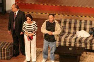 Actuando en Colombia Foto:Roberto Gómez Bolaños/Facebook. Imagen Por: