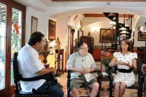 En entrevista este año. Foto:Roberto Gómez Bolaños/Facebook. Imagen Por: