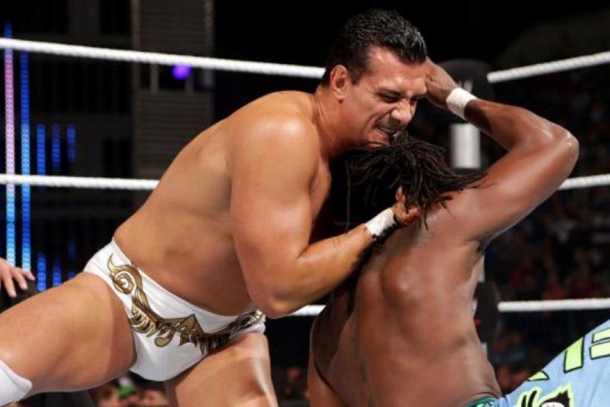 Del Rio salió de la WWE hace tres meses Foto:WWE. Imagen Por: