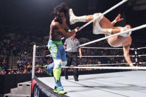 Dejó la WWE el 7 de agosto pasado Foto:WWE. Imagen Por: