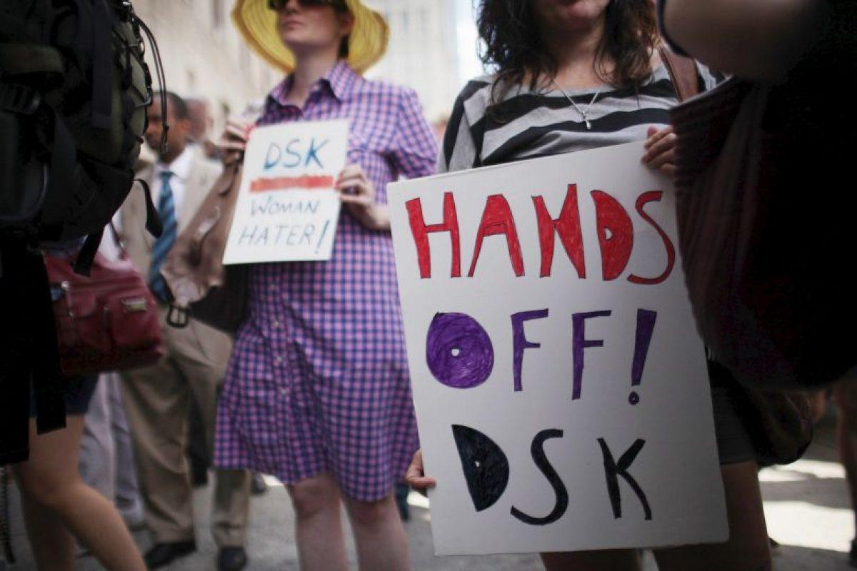La Red Chilena contra la Violencia hacia las Mujeres detalla que para 2013 un total de 56 mujeres murieron en circunstancias violentas. Foto:Getty. Imagen Por: