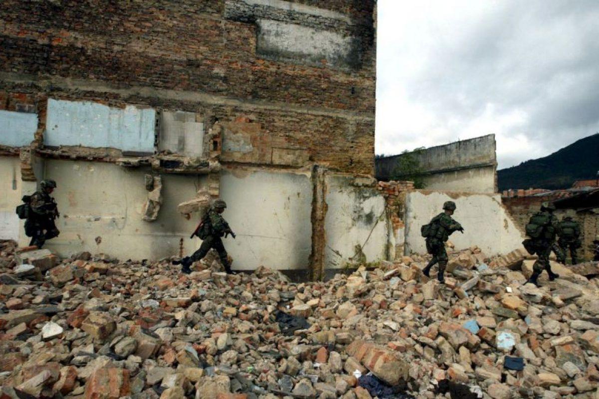 El Gobierno ha luchado por años contra la guerrilla. Foto:Getty Images. Imagen Por: