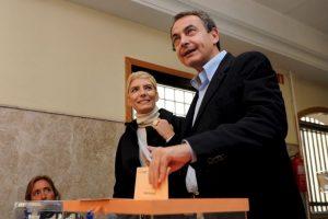 José Luis Rodríguez Zapatero, gobernó España de 2004 a 2011. Foto:Getty Images. Imagen Por: