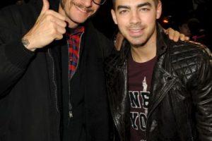 Con Joe Jonas Foto:Getty Images. Imagen Por: