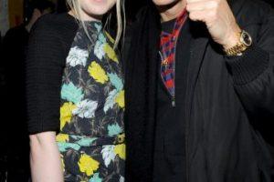 Con Dakota Fanning Foto:Getty Images. Imagen Por: