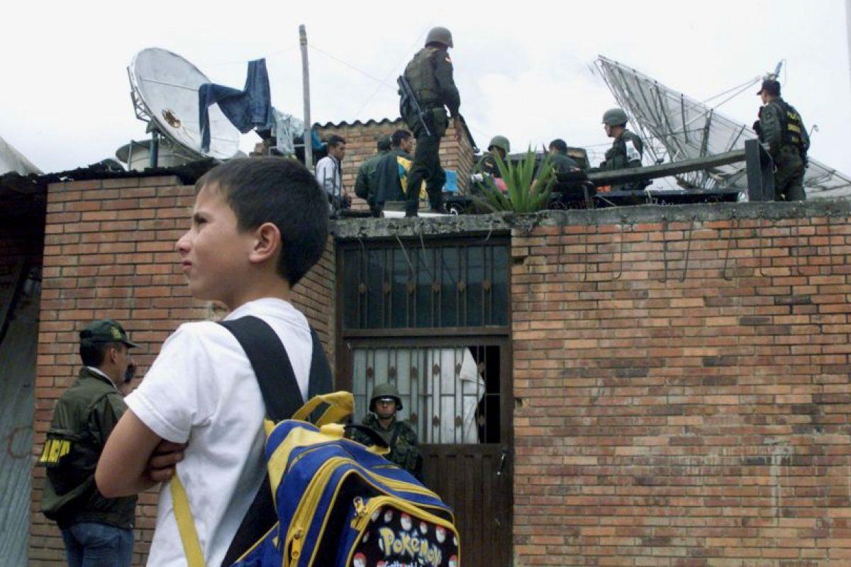 El Gobierno continúa la búsqueda del militar. Foto:Getty Images. Imagen Por: