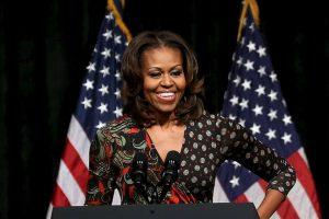 Michelle Obama, esposa del Presidente Barack Obama Foto:Getty Images. Imagen Por: