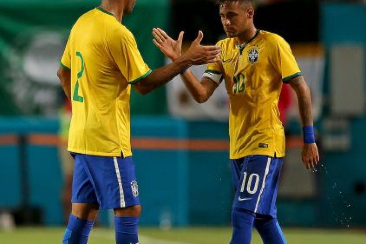 La Canarinha fue humillada en las semifinales de su Copa del Mundo Foto:Getty. Imagen Por: