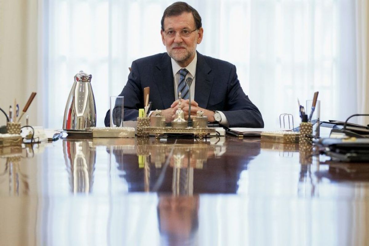 Rajoy ha gobernado al país ibérico sumido en una profunda crisis económica. Foto:Getty Images. Imagen Por: