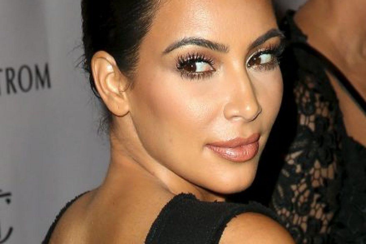Kardashian demandó a la productora por la propiedad de la cinta, llegando a un acuerdo de $5 millones a su favor Foto:Getty Images. Imagen Por: