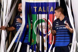 La Squadra Azzurra también se fue por la puerta de atrás del Mundial Foto:Getty. Imagen Por: