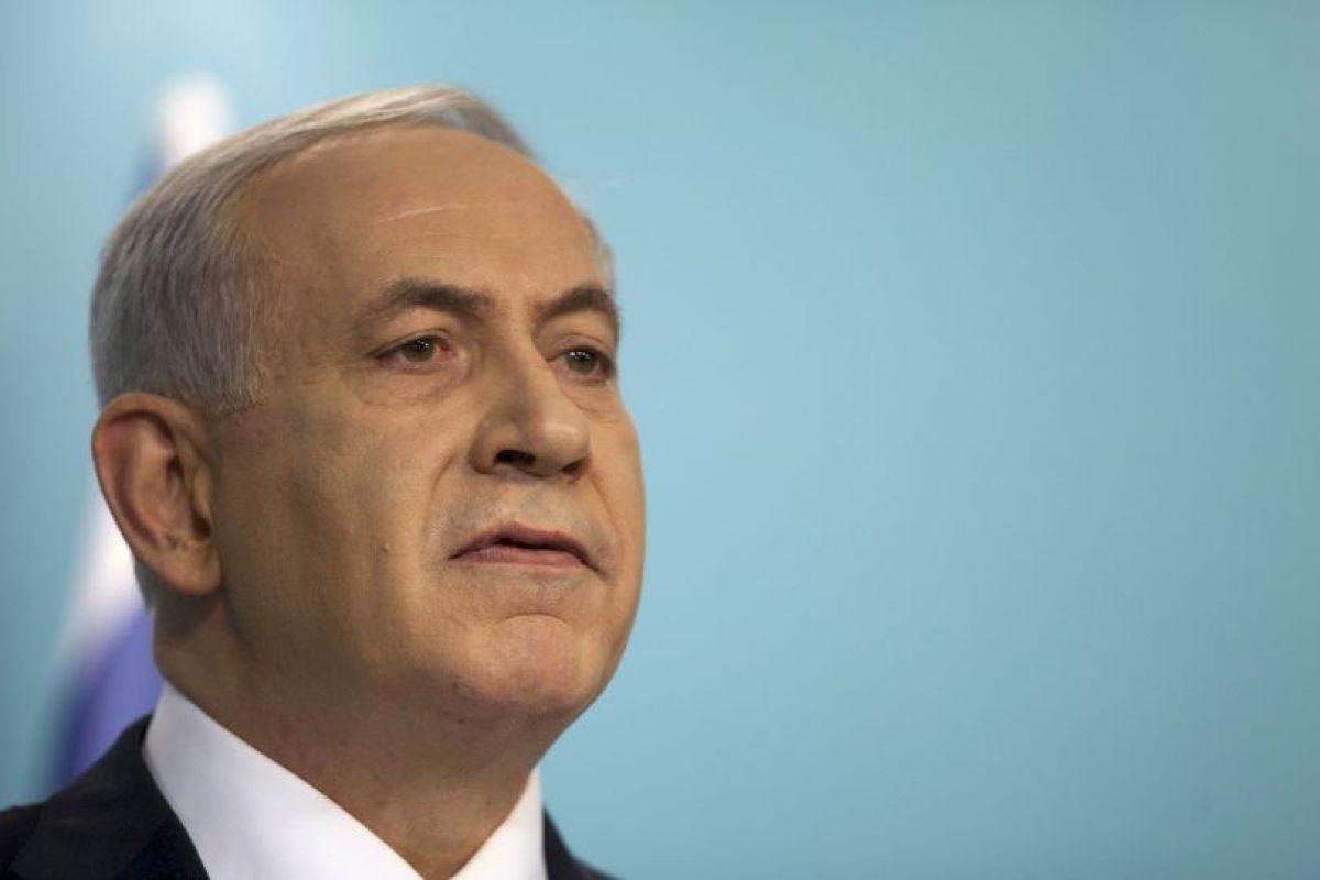 El Primer Ministro de Israel, Benjamin Netanyahu. Foto:Getty Images. Imagen Por:
