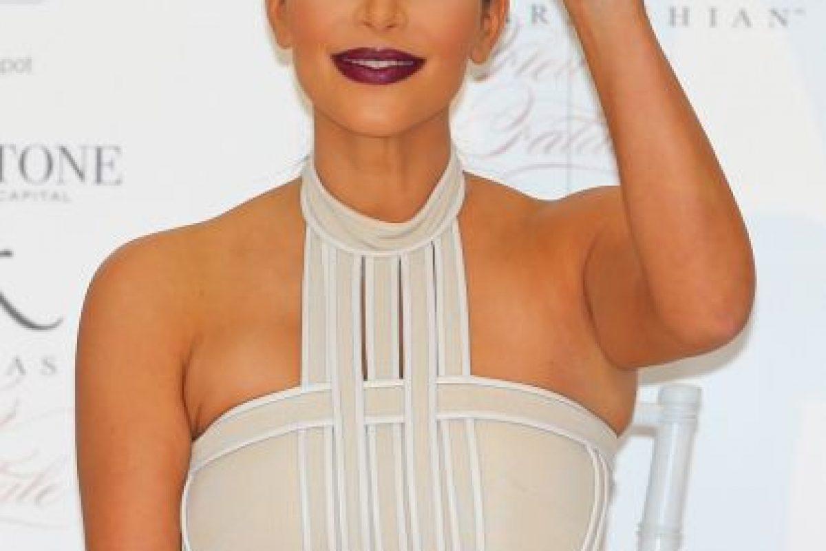 """Es conocida por el programa """"Keeping Up with the Kardashians"""" Foto:Getty Images. Imagen Por:"""