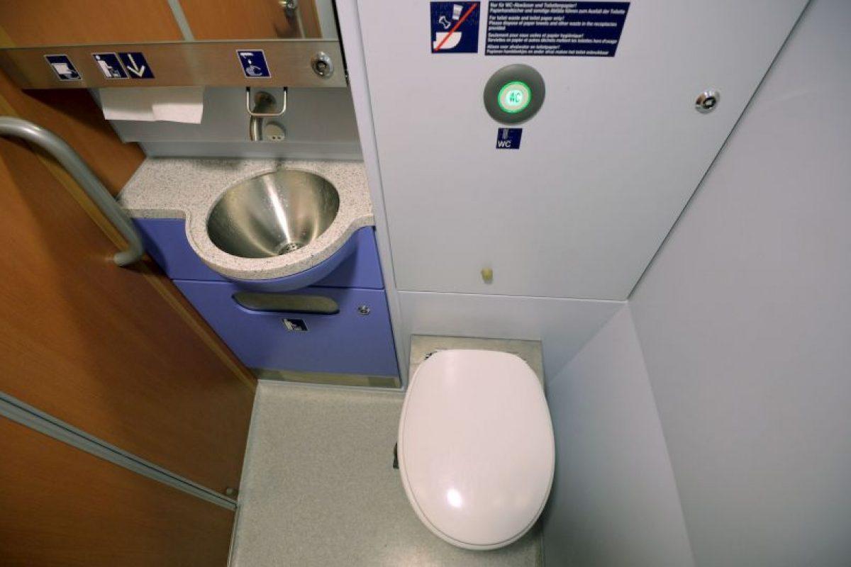 La higiene es primordial en un baño. Foto:Getty Images. Imagen Por: