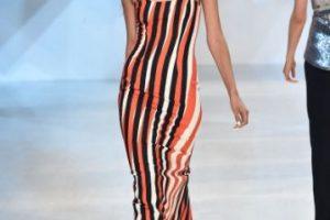 Se recomiendan vestidos con líneas verticales Foto:Getty Images. Imagen Por:
