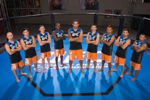 Participantes del primer reality de MMA en América Latina Foto:UFC. Imagen Por: