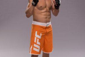 Diego Rivas, primer chileno en pelear en UFC Foto:UFC. Imagen Por: