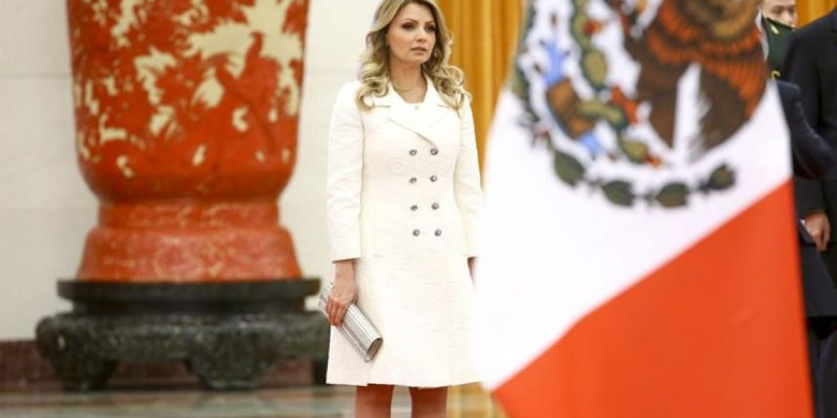 Tras escándalo, Primera dama de México anuncia que venderá lujosa mansión