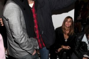 Junto al cantante Justin Timberlake Foto:Getty Images. Imagen Por:
