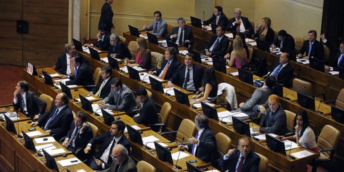 Cámara aprueba en general presupuesto para el 2015